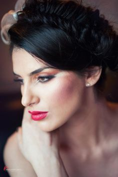 Stunning young Romanian Model Bianca Goga