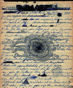 Letter from another UNIVERSE. by F.W.Stumpfi