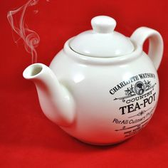 Henry Watson Charlotte Watson Large Four Cup Teapot in Cream