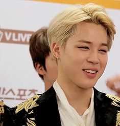 "someone must have whispered ""u got no jams"" at the very end  jimin bts gif"