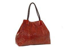 Vegan Shoes & Bags: Sicily Bag by Big Buddha in Brown