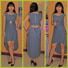 Dress by forerver 21,shoes by charles and keith accessories buy h&m and forever 21