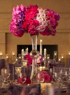 12 Stunning Wedding Centerpieces - 28th Edition | bellethemagazine.com