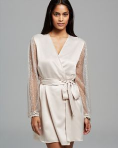 88.00$  Watch here - http://vihtr.justgood.pw/vig/item.php?t=ag0jn4340939 - Flora Nikrooz Showstopper Cover-Up Robe
