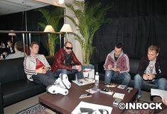 Backstreet boys  Inrock Apr.2010 第143回:バックストリート・ボーイズ