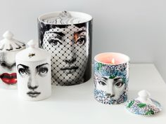 Fornasetti Candles | Alexis Cozzini's Favorite Things from Citizen Stone | Chicago
