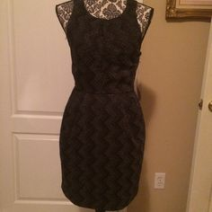 Black & Gray dress - FOREVER 21 Black & gray dress. Forever 21. Size size extra small. Never used. Make an offer, or bundle & save! Always willing to negotiate. No trades. Forever 21 Dresses