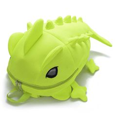 Funny cute cartoon monster dinosaur backpack