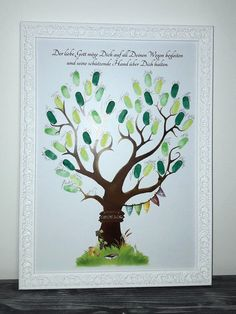 The original alternative to the standard communion guest book! The original alternative to the standard communion guest book! The fingerprint tree contains a vari Free Birthday Invitations, Fingerprint Tree, Birth Gift, Cute Games, First Holy Communion, Congratulations Card, Diy Garden Decor, Book Gifts, Small Groups