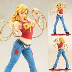 AmiAmi [Character & Hobby Shop] | DC COMICS BISHOUJO - DC UNIVERSE: Wonder Girl 1/7 Complete Figure(Pre-order)