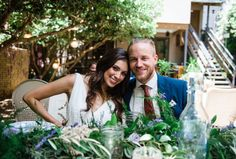 Floral: Sweetwater Stems | Photography: Laura Morsman Photography | Event Coordination: White Doe Events