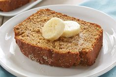 Banana Bread- *Ensure all recipe ingredients are gluten free by referencing the ingredient labels, as products may vary. If uncertain, contact the ingredient manufacturer.