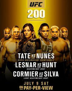 UFC 200 Prelims 2016