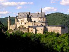 Castle Vianden by Ben