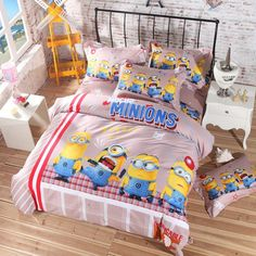 12 Cute Minion Bedding Sets You Can Buy Right Now | Home Design