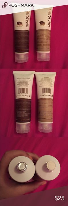 HerStyler Shampoo & Conditioner Never opened!! Still has seal on both of them! Other