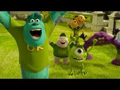 Monsters University Trailer!   Sooooo can't wait to see this movie!