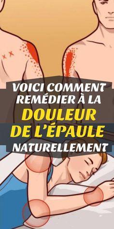 Voici comment remédier à la douleur de l'épaule naturellement - #recette #cuisine #santé #remèdes #gateau #bienêtre