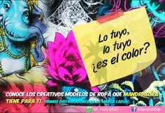 #Colores #Diseños #ComercilaizadoraMandrá6ora