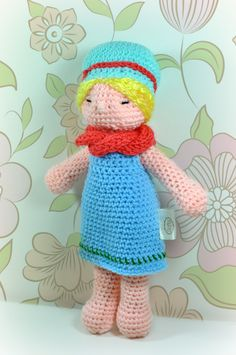 Surina, a lovly girly doll was made for a lovely kid.