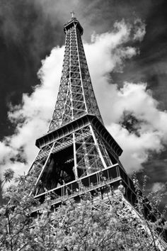 Eiffel Tower - Paris - France Photographic Print by Philippe Hugonnard at AllPosters.com $90/less 30%