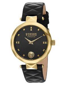 Reloj Versus by Versace de mujer negro al mejor precio #relojes #versace