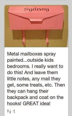 That's really cool. Have to try that whenever I do have kids.