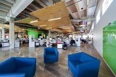 volume office interior design - Buscar con Google