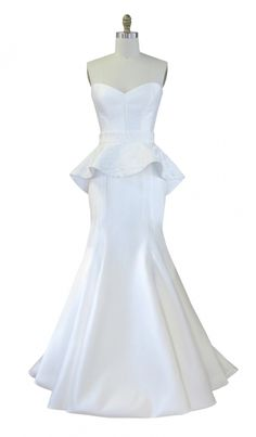 KAREN WILLIS HOLMES - Prea wedding dress #wedding #dress