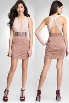 Diggin this bebe dress