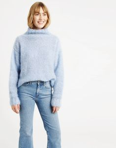 Hotline Sweater Kit by Wool and the Gang