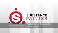 Substance Painter Fundamentals 10: Particle brushes work and cover a practical example.