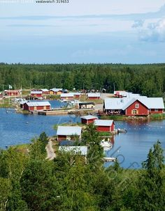 Vaasan saaristo | Björköby, Finland.