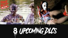8 Upcoming DLC's - Friday the 13th Game