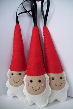 Saint Nicholas - Santa - Sinterklaas - Father Christmas.  DIY.  Repinned by www.mygrowingtraditions.com