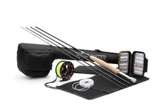 Special Offers - DELUXE Wild Water AX56-090-4 Complete Starter Package - In stock & Free Shipping. You can save more money! Check It (May 11 2016 at 11:33PM) >> http://fishingrodsusa.net/deluxe-wild-water-ax56-090-4-complete-starter-package/