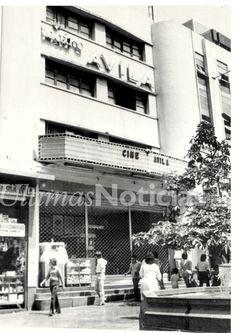 Cine Avila. Foto: Archivo Fotográfico/Grupo Últimas Noticias