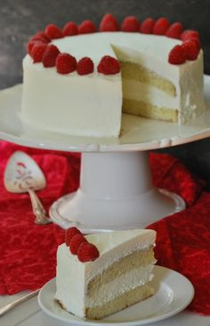 Tres Leche cake -! looks exactly like the one at my favorite restaurant/ bakery