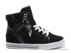 Supra Justin Bieber Shoes Skytop Black Croc For Cheap