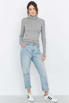 Urban Outfitters Cosy Turtleneck Top