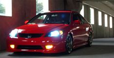 red 2004 civic - Google Search