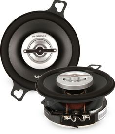 """Infinity REF-3002cfx 50W RMS 3.5"""" Reference X 2-Way Coaxial Car Stereo Speakers…"""