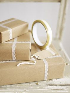 Great For mailing!! so simple and beautiful