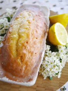 A Lemon Cake To Die For - I love using lemon in desserts and cakes. It's has a unique flavor. This lemon cake is amazing! You'll Need (for the cake): 1 box of yellow cake mix. 1 small box of … Lemon Desserts, Lemon Recipes, Delicious Desserts, Yummy Food, Lemon Cakes, Cherry Desserts, Sweet Desserts, Quick Recipes, Popular Recipes