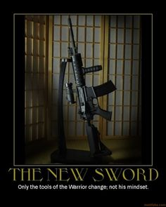 The New Sword Only the Tools of the Warrior change Not His Mindset Oorah Marines, Usmc, Future Quotes, War Quotes, Reloading Ammo, Remember The Fallen, Warrior Spirit, Fight The Good Fight, Support Our Troops
