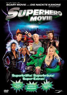 Broken Lullaby's Review: Filmrezension: Superhero Movie