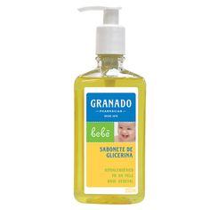 Sabonete de Glicerina Granado - R$10,93