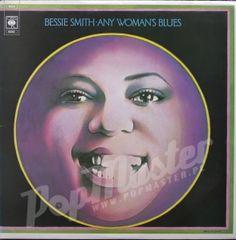 Bessie Smith Any Woman's Blues CBS 66262 Jazz, Blues Виниловые Пластинки Джаз