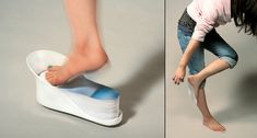 Disposable Soles Keep Your Bare Feet Clean