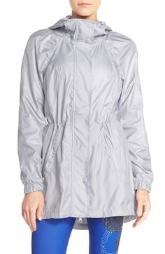 Zella 'Metamorph' Hooded Anorak available at #Nordstrom